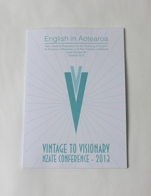 English in Aotearoa cover